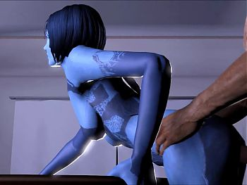 Cortana taking it up the ass